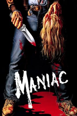 """Affiche du film """"Maniac"""""""