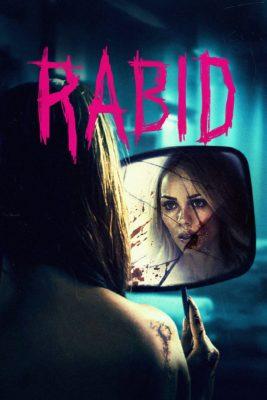 "Affiche du film ""Rabid"""