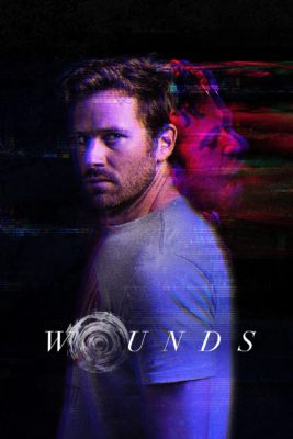 "Affiche du film ""Wounds"""