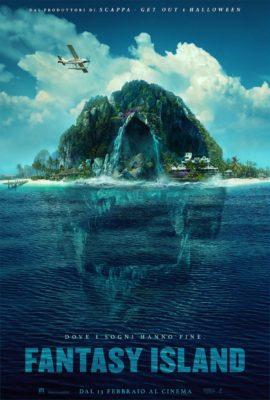 """Affiche du film """"Nightmare Island"""""""