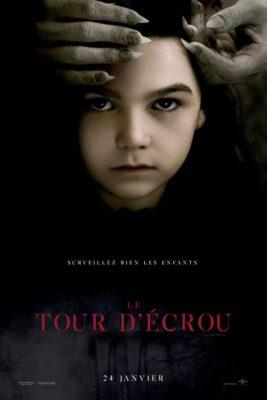 """Affiche du film """"Le tour d'écrou"""""""