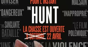 "Affiche du film ""The Hunt"""