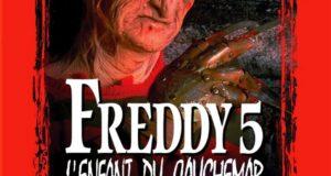 """Affiche du film """"Freddy, Chapitre 5 : L'enfant du cauchemar"""""""