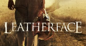"Affiche du film ""Leatherface"""