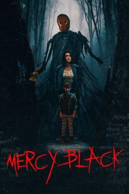 """Affiche du film """"Mercy Black"""""""