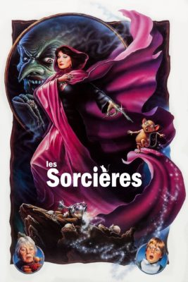 """Affiche du film """"Les Sorcières"""""""