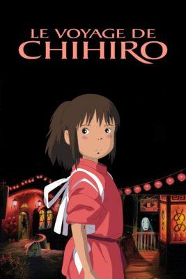 """Affiche du film """"Le Voyage de Chihiro"""""""