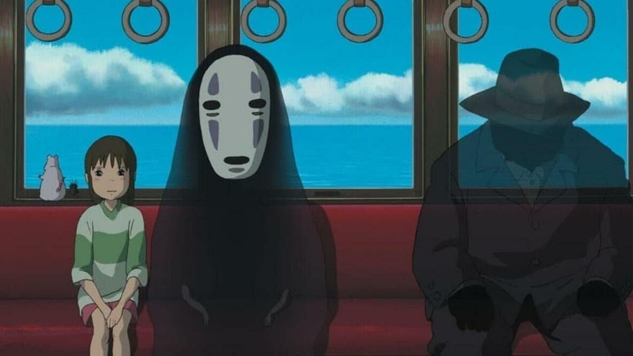 """Image du film """"Le Voyage de Chihiro"""""""