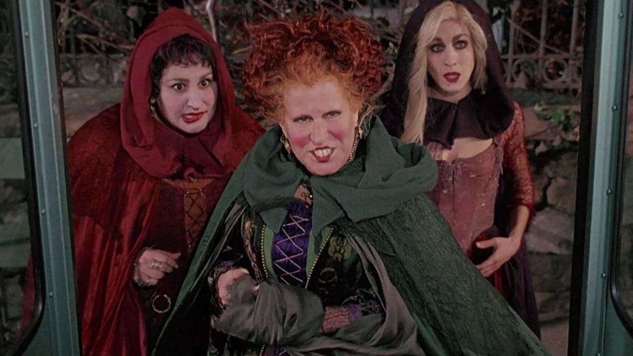 """Image du film """"Hocus Pocus: Les trois sorcières"""""""