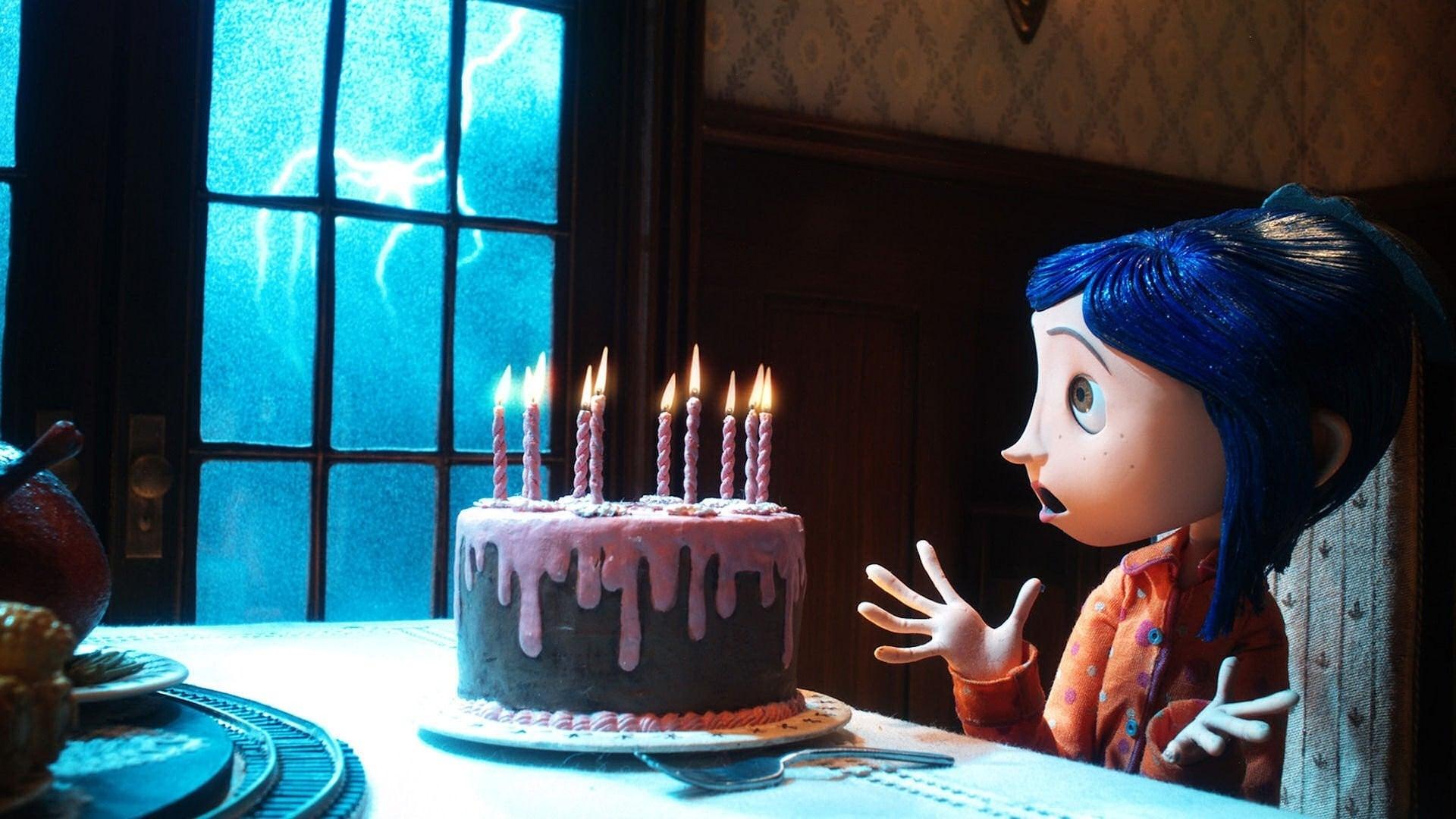 """Image du film """"Coraline"""""""