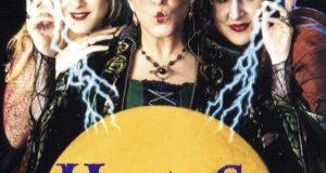 """Affiche du film """"Hocus Pocus: Les trois sorcières"""""""
