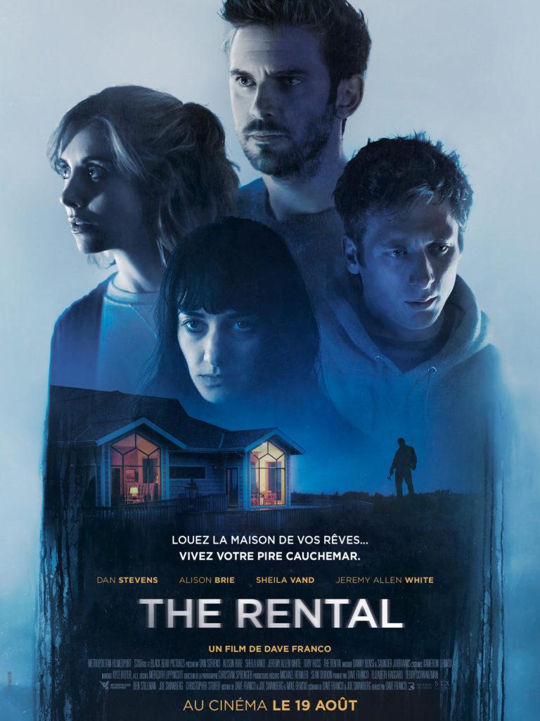 Trailer The Rental Les Vacances De L Horreur Au Cinema Le 19 Aout