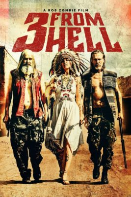 "Affiche du film ""3 from Hell"""