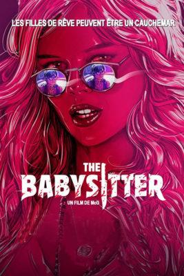 """Affiche du film """"The Babysitter"""""""