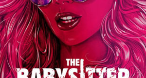"Affiche du film ""The Babysitter"""