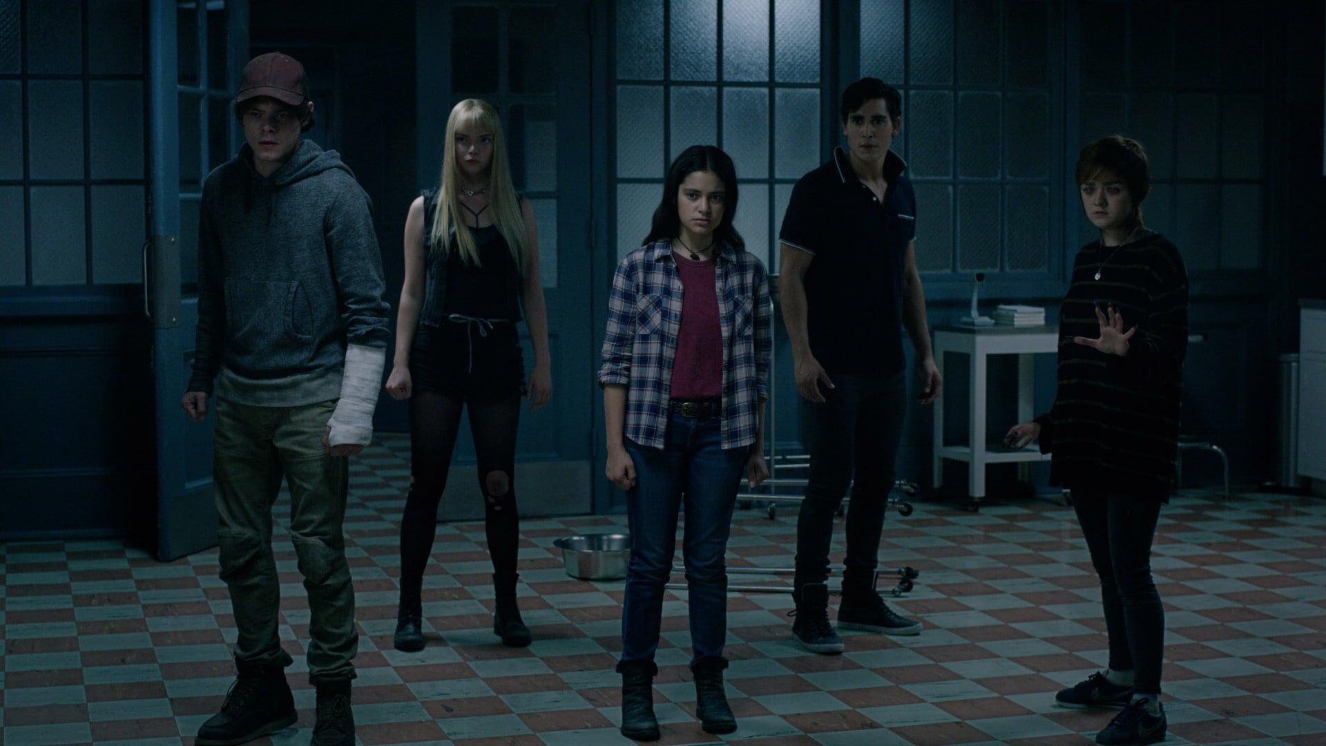 """Image du film """"Les Nouveaux mutants"""""""