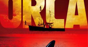 """Affiche du film """"Orca"""""""