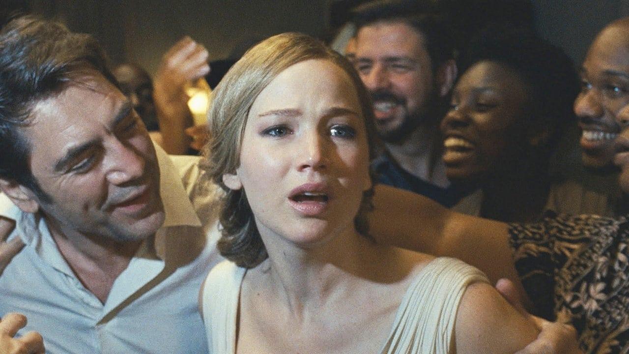 """Image du film """"mother!"""""""