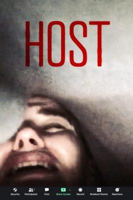 "Affiche du film ""Host"""